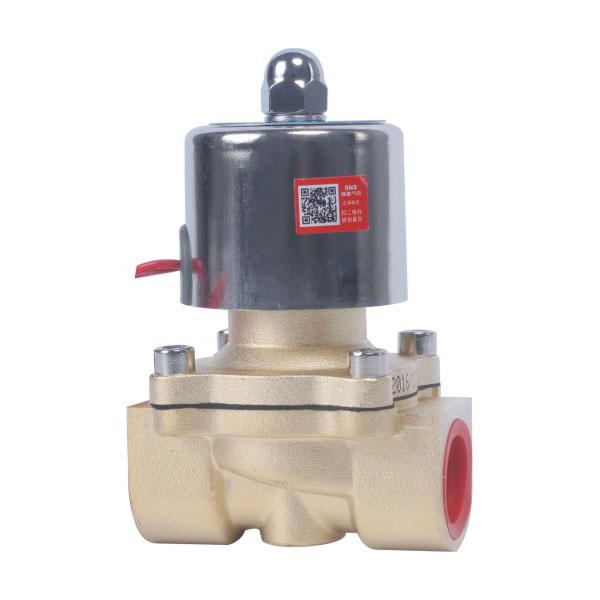 2WG系列(耐高温型)电磁阀