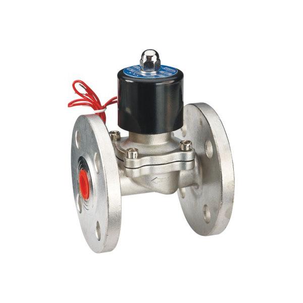 2WBF系列(不锈钢法兰型)电磁阀
