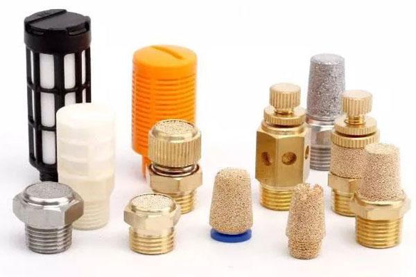 产品 | 消声器的分类和选型