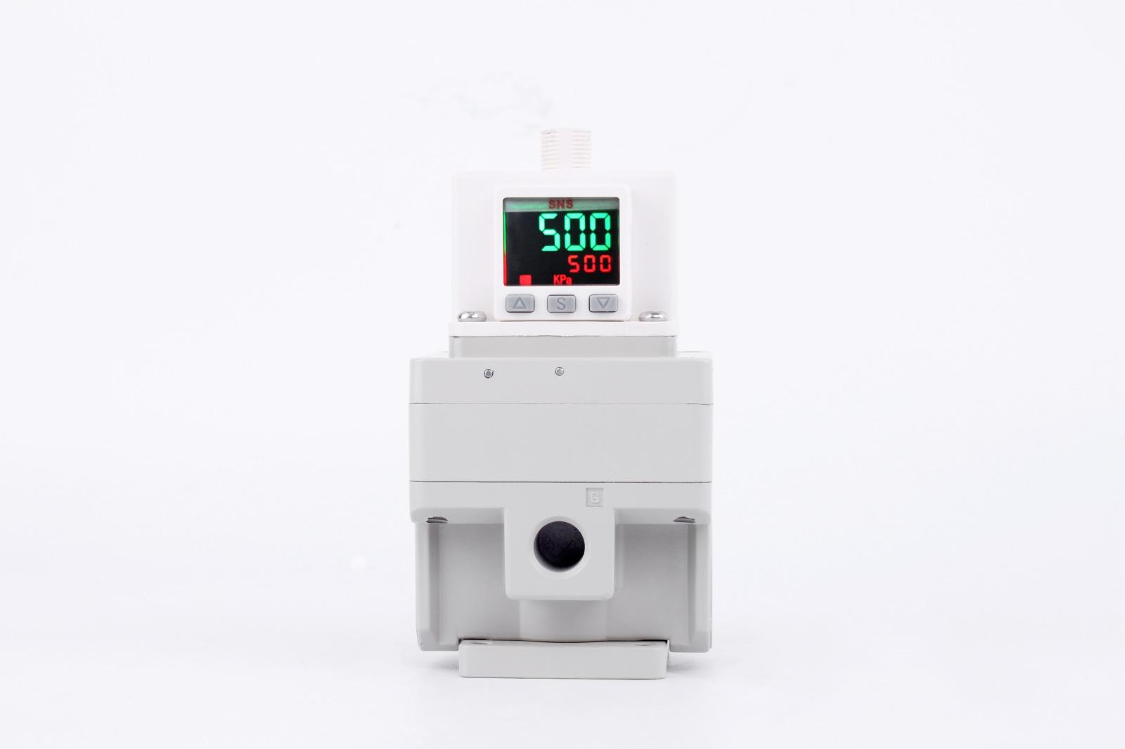 DPR系列数字调压阀