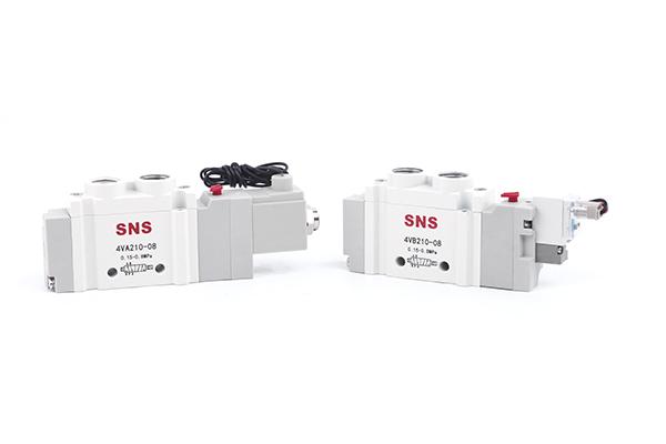 4VA、4VB系列新型二位五通电磁阀获发明专利