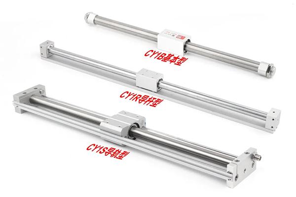 产品   CY1S磁耦式无杆气缸说明