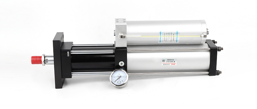 产品   气液增压缸应用中常见的故障及处理